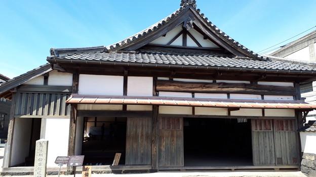 2018.8.14(山口/萩/明倫学舎/有備館-外観)