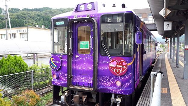 2018.8.15(鳥取/智頭急行線/愛祈りトレイン)