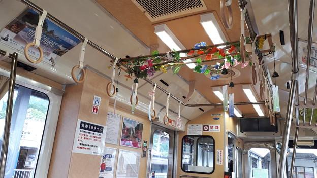 2018.8.15(鳥取/智頭急行線/愛祈りトレイン-車内)