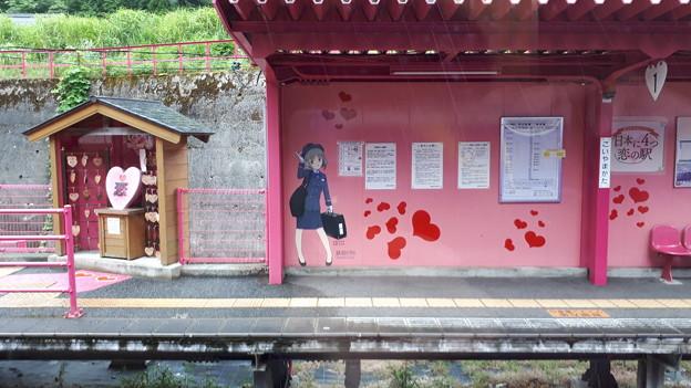 2018.8.15(鳥取/智頭急行線/恋山形駅)