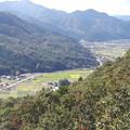 Photos: 2018.10.8(兵庫/朝来市/竹田城跡/三の丸から見た東南方面)