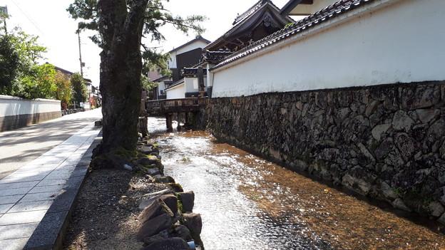 2018.10.8(兵庫/朝来市/竹田城下町-水路)