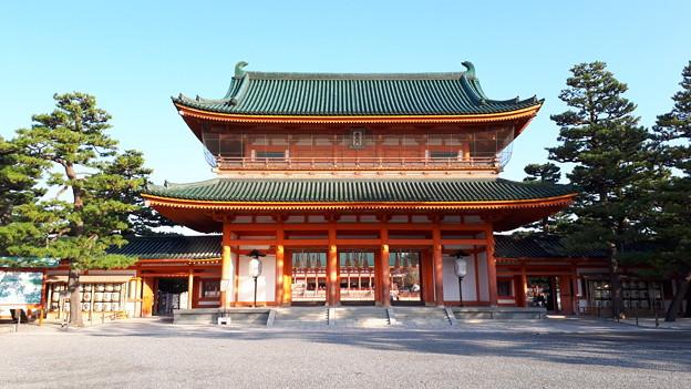 2018.11.11(京都/左京区/平安神宮/應天門)
