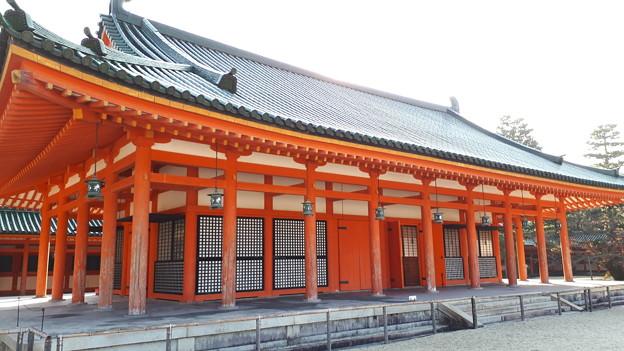 2018.11.11(京都/左京区/平安神宮/神楽殿)