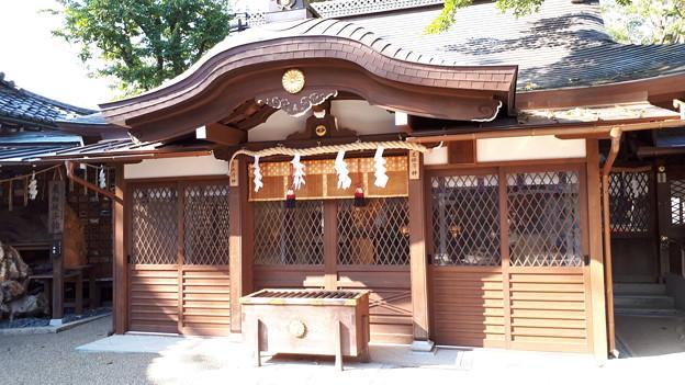 2018.11.11(京都/上京区/護王神社/祈願殿)