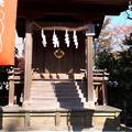 2018.11.11(京都/上京区/護王神社/久邇宮家御霊殿)