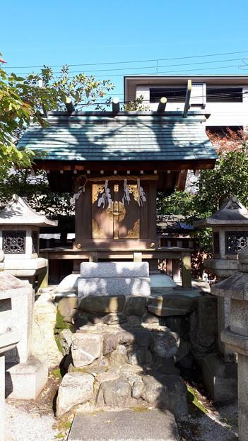 2018.11.11(京都/上京区/護王神社/警察消防招魂社)