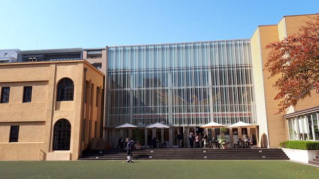 2018.11.11(京都国際マンガミュージアム/外観右側 昼)