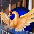 Photos: 2018.11.11(京都国際マンガミュージアム/火の鳥オブジェ1)
