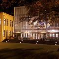 Photos: 2018.11.11(京都国際マンガミュージアム/外観右側 夜)