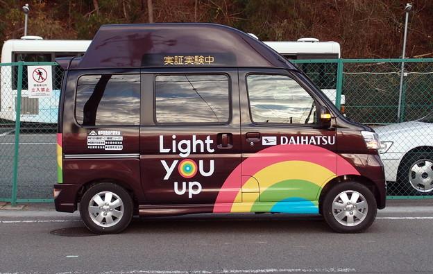 2019‐01-04自動運転実証車