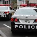Photos: 大阪府警 交通機動隊 パトロールカー(後部)