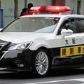 写真: 大阪府警 交通機動隊 パトロールカー