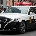 写真: 警視庁 交通機動隊 パトロールカー