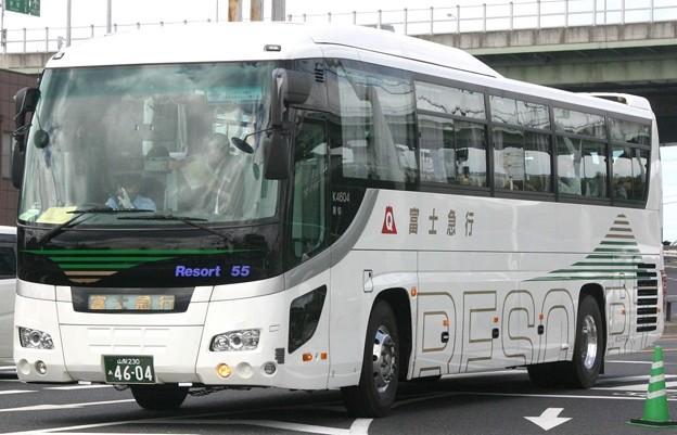 富士急平和観光 ハイデッカー「リゾート55」