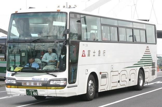 富士急行 スーパーハイデッカー「リゾート53」