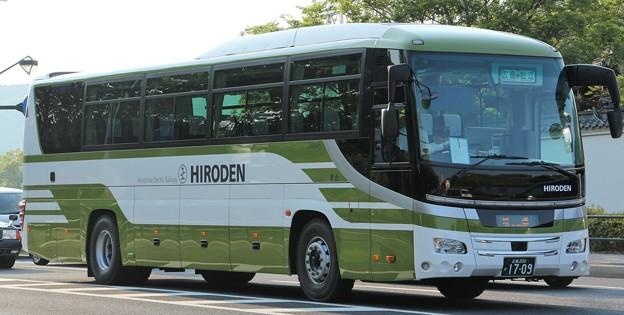 写真: 広島電鉄 昼間高速バス