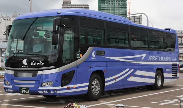 関西空港交通 リムジンバス(ハイデッカー、貸切仕様)