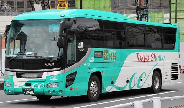京成バスシステム 格安高速バス「東京シャトル」(ハイデッカー)