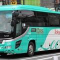 写真: 京成バスシステム 格安高速バス「東京シャトル」(ハイデッカー)