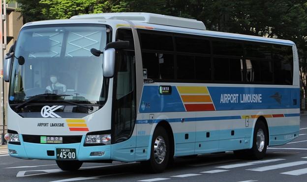 大阪空港交通 リムジンバス(ハイデッカー)