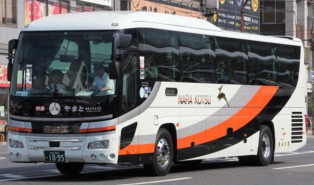 奈良交通 夜行高速バス「やまと号」(ハイデッカー)