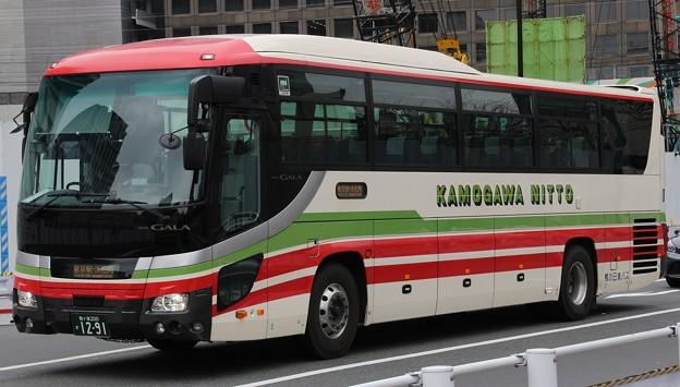 鴨川日東バス 昼間高速バス(ハイデッカー)