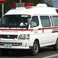 写真: 鹿児島県姶良郡西部消防組合 2B救急車