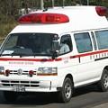 写真: 福岡県田川地区消防本部 高規格救急車