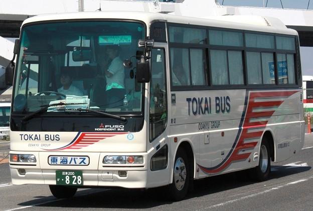 沼津登山東海バス 中型貸切バス