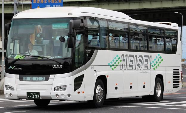 平成バス ハイデッカー