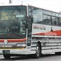 写真: 奈良交通 スーパーハイデッカー