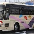 写真: 北鉄観光バスグループ ハイデッカー