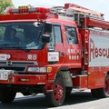 Photos: 高知市消防局 lll型救助工作車