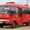 Photos: 大阪府堺市高石市消防組合 人員輸送車