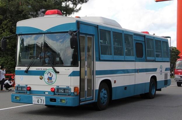 Photos: 京都府警 大型輸送車