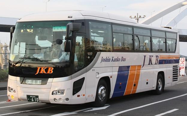 上信観光バス ハイデッカー