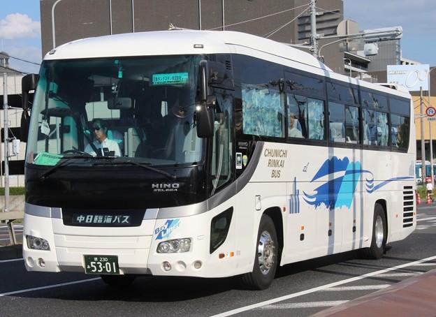 中日臨海バス ハイデッカー「ツーリング58」