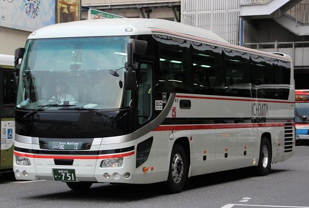 一畑バス 昼行高速バス(ハイデッカー)