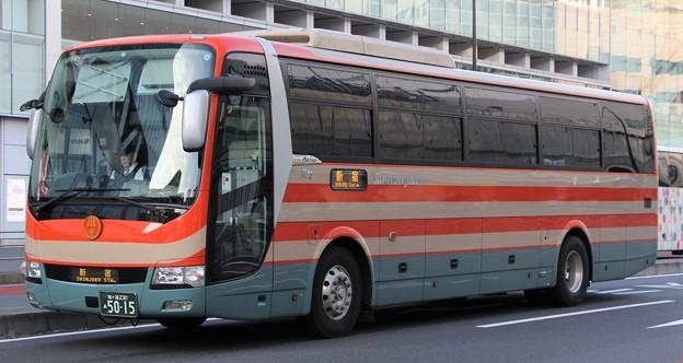 小湊鐡道 昼行高速バス(ハイデッカー)