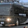 学校法人 石川義塾 陸上競技部 部員バス(ハイデッカー)
