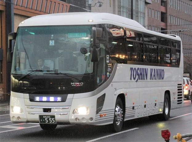 東神観光バス ハイデッカー