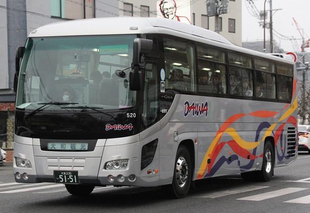 Photos: 大和観光自動車 ハイデッカー