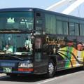 フロンティア観光バス スーパーハイデッカー