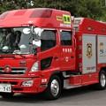Photos: 滋賀県甲賀広域消防本部 水槽付ポンプ車(オールシャッター仕様)