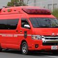 Photos: 三重県松阪地区広域消防組合 指揮車