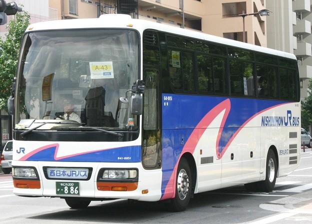 西日本JRバス スーパーハイデッカー
