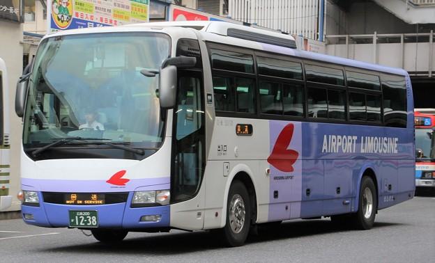 広島バス リムジンバス(ハイデッカー)