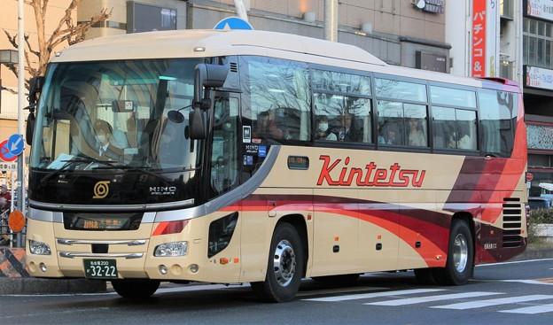 名阪近鉄バス 昼行高速バス(ハイデッカー)