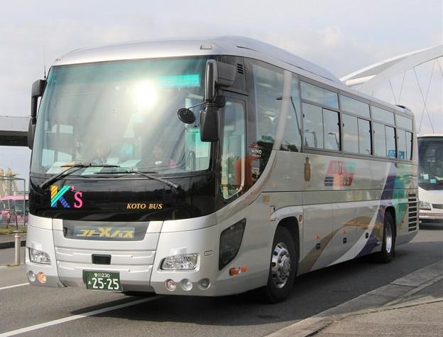 琴平バス ハイデッカー